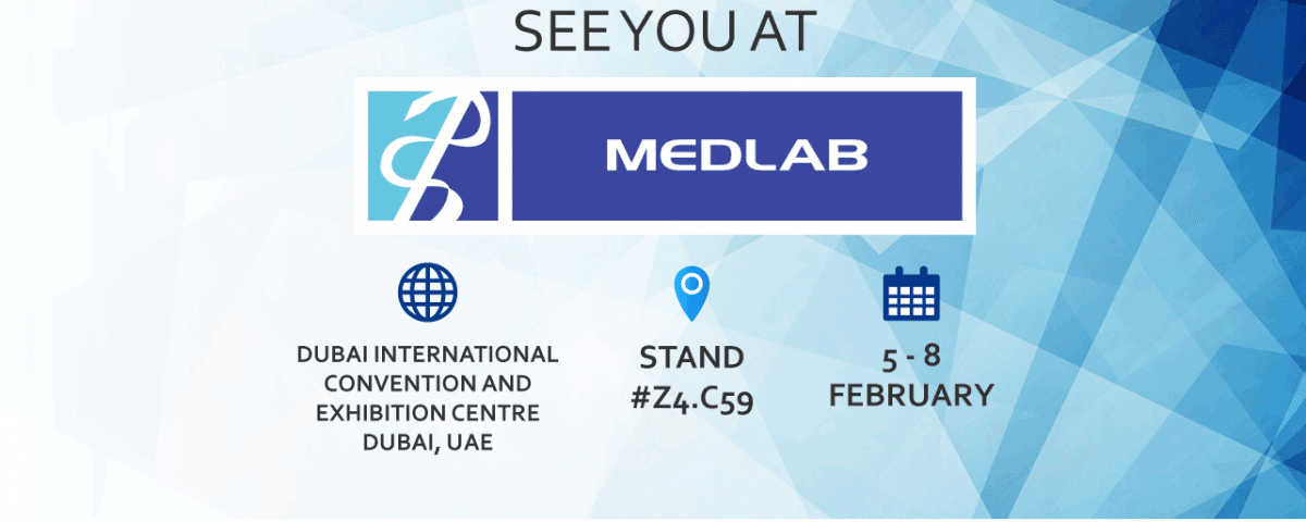 See you at Medlab2018
