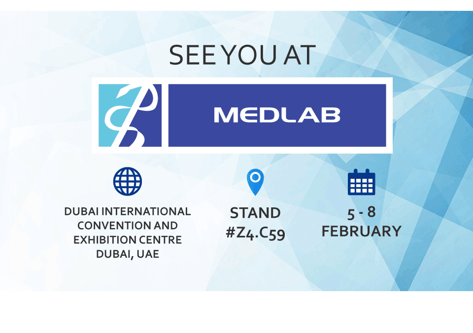 See you at Medlab2018