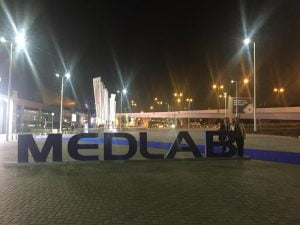 Medlab 2018 moments