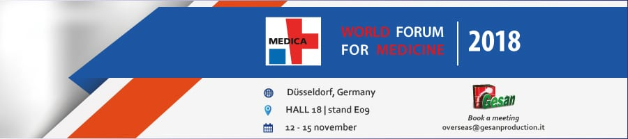 Gesan at Medica 2018