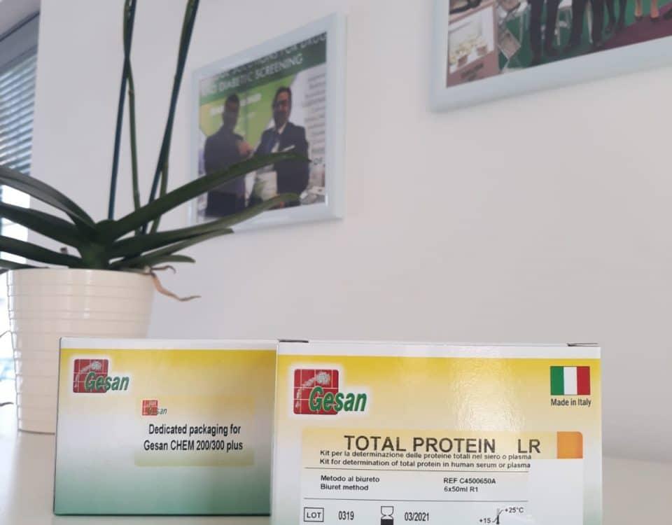 total protein kit