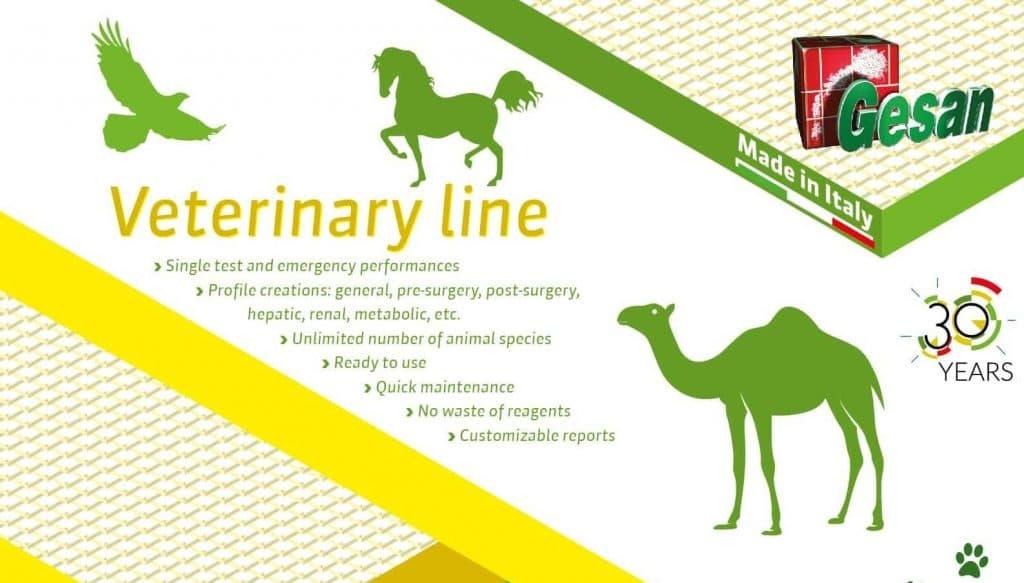 Veterinary Line